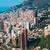 nacht · Monaco · berg · water · zomer - stockfoto © elnur