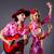 espanhol · par · jogar · guitarra · dança · mulher - foto stock © elnur