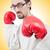 karate · képzés · sport · fitnessz · tornaterem · fiatalember - stock fotó © elnur
