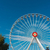 ferris wheel in entertainment center stock photo © elnur