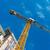 建設 · クレーン · 空 · 雲 · 美しい · 青空 - ストックフォト © elnur