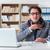 chorych · biznesmen · biuro · działalności · strony · medycznych - zdjęcia stock © elnur