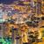 éjszaka · kilátás · Monaco · hegy · víz · nyár - stock fotó © elnur