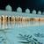 мечети · закат · Абу-Даби · красивой · белый · золото - Сток-фото © elnur