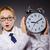женщину · врач · отсутствующий · Сроки · часы · фон - Сток-фото © elnur