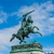 statue of archduke charles in vienna austria stock photo © elnur