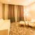 moderne · hotelkamer · groot · bed · huis · ontwerp - stockfoto © elnur