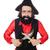 面白い · 海賊 · 孤立した · 白 · 剣 · 帽子 - ストックフォト © elnur