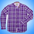 nice male shirt isolated on the white stock photo © elnur