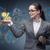 zakenvrouw · huisvesting · hypotheek · business · vrouw · kantoor - stockfoto © Elnur