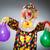 grappig · clown · komisch · gelukkig · leuk · hoed - stockfoto © elnur