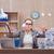 elfoglalt · stresszes · nő · titkárnő · stressz · iroda - stock fotó © elnur