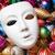 маске · красивой · венецианские · маски · белый · Рождества · аналогичный - Сток-фото © elnur