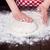 kucharz · ciasto · kuchnia · ręce · restauracji · zielone - zdjęcia stock © elnur