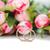 bruid · bruidegom · geïsoleerd · witte · bruiloft · lopen - stockfoto © elnur