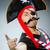funny pirate in the dark studio stock photo © elnur