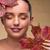 piękna · kobieta · jesienią · wyschnięcia · pozostawia · kobieta · drzewo - zdjęcia stock © elnur