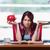 колледжей · плата · за · обучение · расходы · женщины · выпускник - Сток-фото © elnur