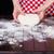 pişirmek · pizza · dilimleri · jambon · gıda · adam - stok fotoğraf © elnur