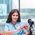 女性 · 医師 · 心臓専門医 · 作業 · 病院 · 女性 - ストックフォト © elnur