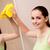 работа · по · дому · очистки · ванную · домой · работа · по · дому - Сток-фото © elnur