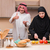 young arab family in the kitchen stock photo © elnur