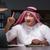 Emiraty · biznesmen · pracy · późno · biuro · działalności - zdjęcia stock © elnur