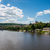старый · город · реке · воды · дома · дерево - Сток-фото © elnur