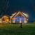 agradable · moderna · casa · cielo · hierba - foto stock © elnur