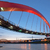 köprü · gece · Tayvan · iş · Bina · inşaat - stok fotoğraf © elwynn
