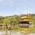 świątyni · złoty · słynny · miejsce · kyoto · Japonia - zdjęcia stock © elwynn
