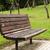 rosolare · legno · giardino · panchina · erba · verde · verde - foto d'archivio © elwynn
