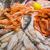 tintahal · hal · grillezett · töltött · zöldségek · fetasajt - stock fotó © elxeneize