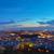 Athene · nacht · Acropolis - stockfoto © elxeneize