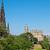 Edinburgh · gótikus · író · épület · nyár · városi - stock fotó © elxeneize
