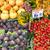 vers · granaatappel · markt · vruchten · Rood - stockfoto © elxeneize