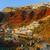 falu · éjszaka · Santorini · égbolt · város · naplemente - stock fotó © elxeneize