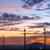 turning windengines after sunset stock photo © elxeneize