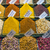 colorful spices at the spice market stock photo © elxeneize