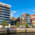 Apartment houses in the Hafencity stock photo © elxeneize