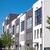modern serial housing in berlin stock photo © elxeneize