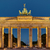 Berlin · Brandenburgi · kapu · híres · tájékozódási · pont · Németország · magas - stock fotó © elxeneize
