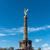 the statue of victory in berlin stock photo © elxeneize