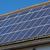 dak · fotovoltaïsche · zonnepanelen · milieu · ecologie · innovatie - stockfoto © elxeneize