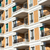 facade of an apartment building stock photo © elxeneize