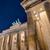 üst · Brandenburg · Kapısı · Berlin · Almanya · Bina · at - stok fotoğraf © elxeneize