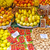 bogyók · piac · érett · vásár · gyümölcs · zöldségek - stock fotó © elxeneize