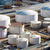 raktár · olaj · helyszín · tart · égbolt · energia - stock fotó © elxeneize