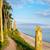 美しい · 風光明媚な · 表示 · バルト海 · パノラマ · 嵐 - ストックフォト © elxeneize