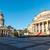 パリジャン · オペラ · 午前 · フランス · 雲 · 建物 - ストックフォト © elxeneize